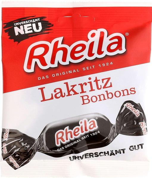 Rheila Lakritz Bonbons mit Zucker (50g)