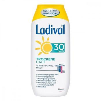 Ladival Trockene Haut Milch LSF 30 (200ml)