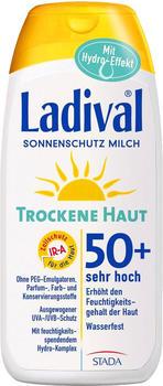 Ladival Trockene Haut Milch LSF 50+ (200ml)