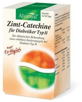 Alsitan Zimt-Catechine 90 Kapseln)