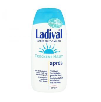 Ladival Trockene Haut Apres Pflege Milch (200ml)