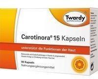 Twardy Carotinora 15 Kapseln