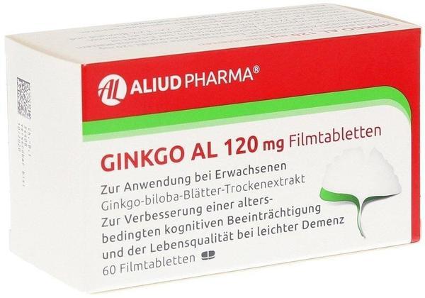 Aliud GINKGO AL Filmtabletten