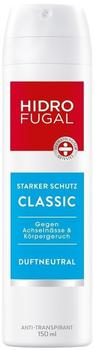Hidrofugal Classic Spray Antitranspirant starker Schutz (150 ml)