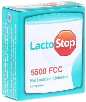 Hübner Lactostop 5.500 FCC im Klickspender (50 Stk.)