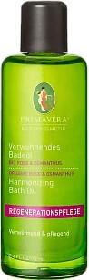 Primavera Life Verwöhnendes Badeöl Bio Rose Osmanthus (100ml)