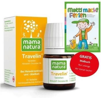 DHU Mama natura Travelin Reisetabletten (40 Stk.)