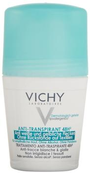 Vichy Deo Anti-Transpirant 48 h Anti-Flecken Roll-On 50 ml