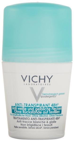 Vichy Deo Anti-Transpirant 48 h Anti-Flecken Roll-On 50 ml