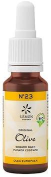 Lemon Pharma Bachblüten No. 23 Olive Tropfen (20ml)