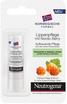 Johnson & Johnson NEUTROGENA norweg.Formel Lippenpflege m.Nord.Berry 4.9 g