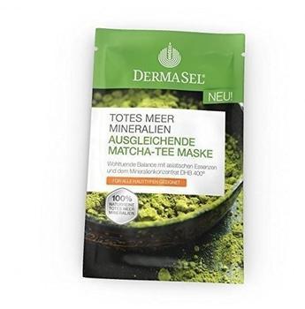 Dermasel Maske Matcha Tee