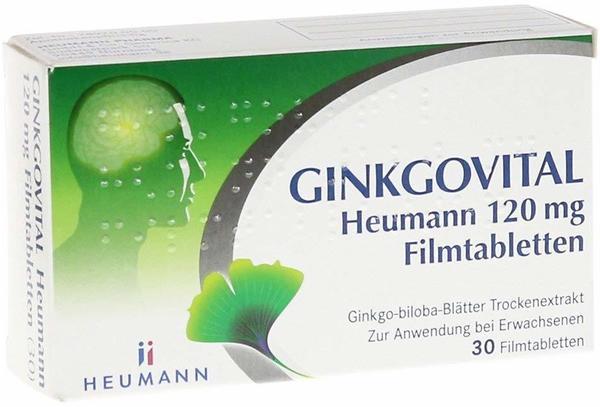 Heumann Ginkgovital