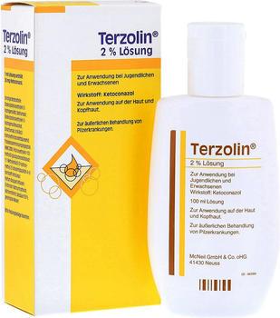 Terzolin 2% Lösung (100 ml)
