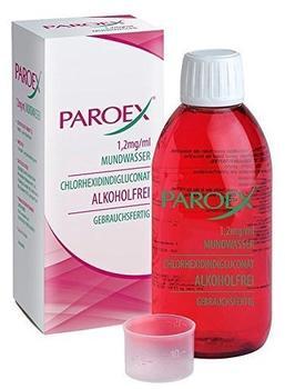 Paroex 1,2mg/ml Mundwasser (300ml)