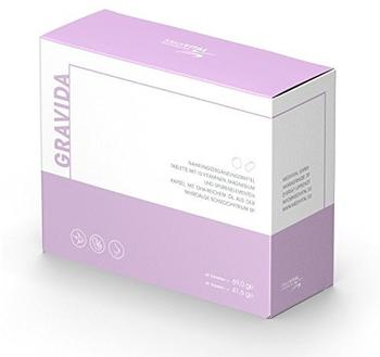 MEDIVITAL Concept GmbH GRAVIDA 60 Tabletten+60 Kapseln