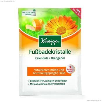 Kneipp Fußbadekristalle Calendula Orangenöl