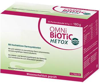 APG Allergosan Pharma Omni Biotic Hetox Beutel (30x6g)