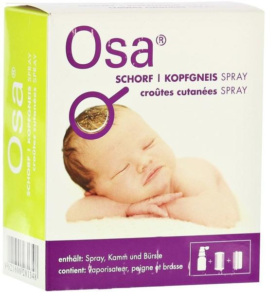 Queisser Osa Schorf Kopfgneis Spray (30ml)