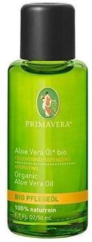 Primavera Life Aloe Vera Bio Öl (50ml)