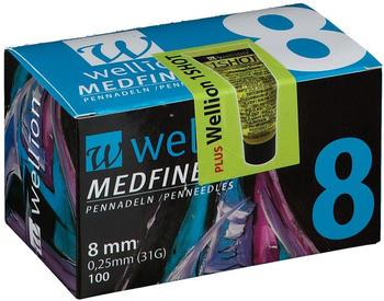 Med Trust GmbH Wellion MEDFINE plus Pennadeln 8mm
