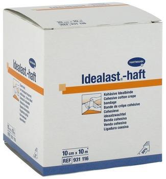 Hartmann Idealast Haft Binde 10 cm x 10 m