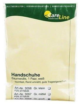 CareLiv Zwirnhandschuhe Baumwolle Gross (2 Stk.)