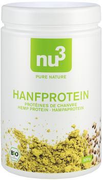 nu3 Bio Hanfprotein (500g)