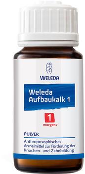 Weleda Aufbaukalk 1 Pulver (45g)
