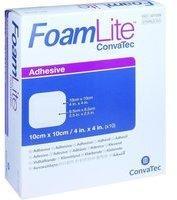 Convatec (Germany) GmbH Foam Lite ConvaTec adhäsiv 10x10cm