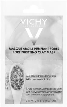 Vichy Maske porenverfeinernd (2 x 6ml)