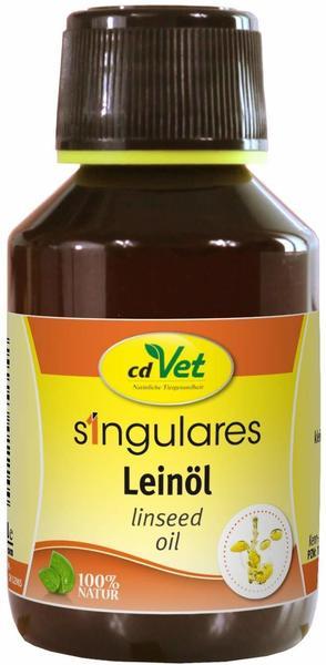 cdVet Singulares Leinöl vet 100 ml