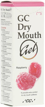 Curaden Curaprox GC Dry Mouth Gel Himbeer (40g)
