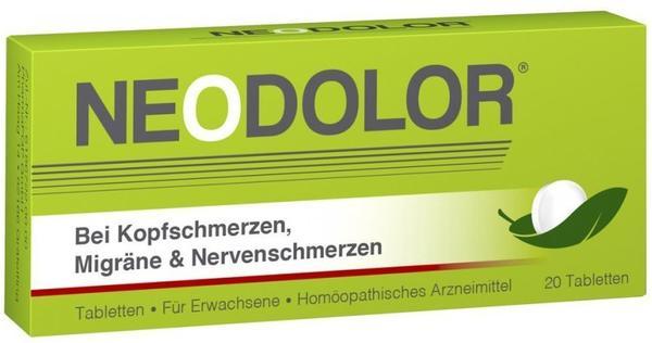 PharmaFGP Neodolor Tabletten (20 Stk.)