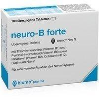Biomin Pharma neuro-B forte biomo Neu