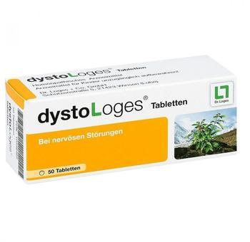 Dr. Loges dystoLoges Tabletten (50 Stk.)