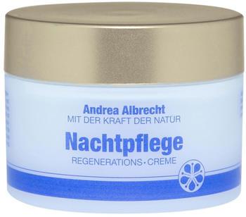 Andrea Albrecht Nachtpflege-Creme (50ml)