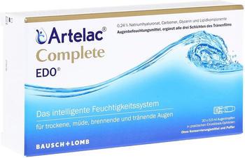 Artelac Complete EDO Augentropfen (30x0,5ml)