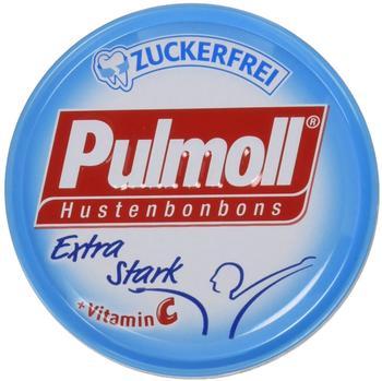 Pulmoll Hustenbonbons Extra Stark zuckerfrei (50 g)