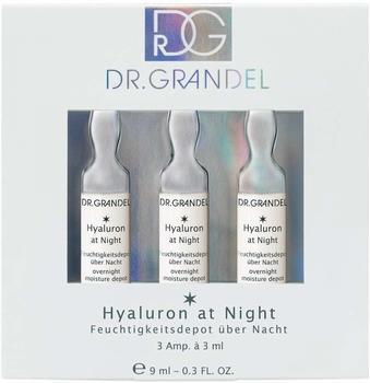 Dr. Grandel GRANDEL PROF. COLL. - HYALURON AT NIGHT