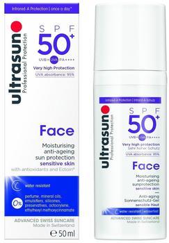 Ultrasun Face SPF50+, 50 ml