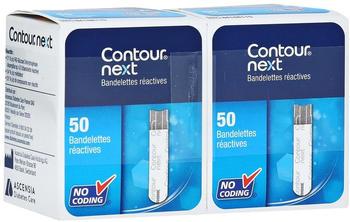 FD Pharma Contour Next Sensoren Teststreifen (100 Stk.)