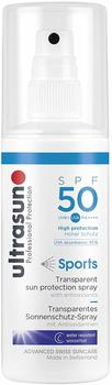 Ultrasun Sports Spray LSF 50 150 ml