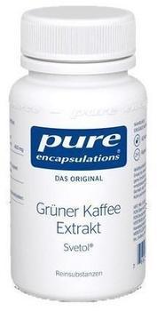 Pro Medico Pure Encapsulations Grüner Kaffee Extrakt Svetol