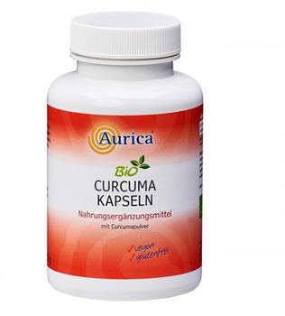 Aurica Bio Curcuma Kapseln (120 Stk.)