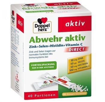Doppelherz Abwehr Aktiv Direkt (40 Stk.)