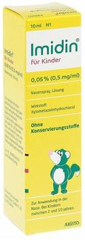 Aristo IMIDIN für Kinder 0,05% 0,5 mg/ml Nasenspray