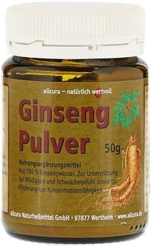 Allcura Ginseng Pulver