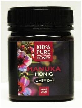 100% Pure New Zealand Manuka Honig UMF 10+ (250g)