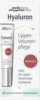 Medipharma Hyaluron Lippen-Volumenpflege marsala (7ml)